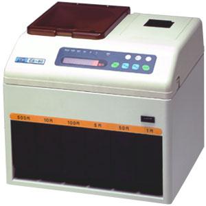 日本金銭機械 硬貨選別計数機 CS-80P
