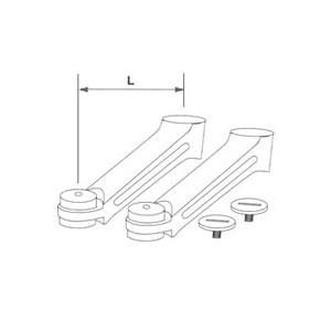 フローティングジョイント(L75) H30FAL(2個入り)