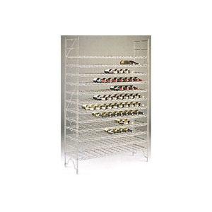 ワインシェルフ 柱(H1870×D380) W1870