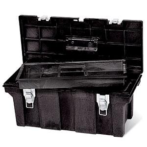ラバーメイド ツールボックス [S] ブラック 7802