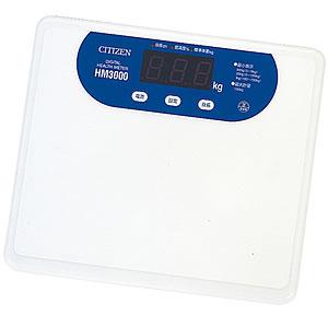 CITIZEN(シチズン) デジタル体重計 HM3000.