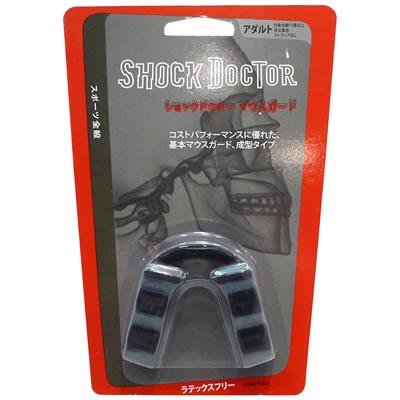 SHOCK DOCTOR(ショックドクター) マウスガード・ショックドクタープロ 5100A
