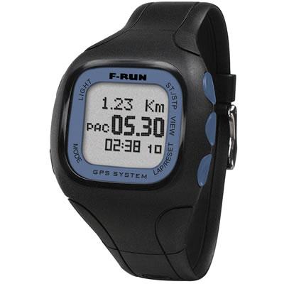 F-RUN(エフラン) GPSウォッチ FGPS2B <ブルー>