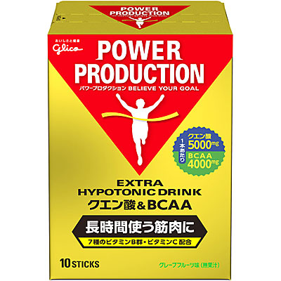 江崎グリコ(glico) クエン酸&BCAA..