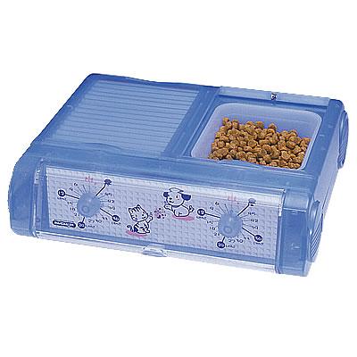山佐時計計器(YAMASA) わんにゃんぐるめ 小型犬・猫兼用 2食分セット可能 CD-400.