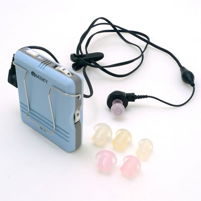 ミミー電子 ポケット形補聴器 ビオラ ME-143