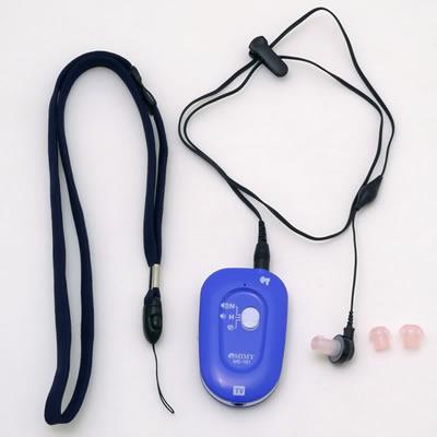 ミミー電子 ワンタッチシンプル操作補聴器 オリーブ ME-181.ミミー電子 ワンタッチシンプル操作補聴器 オリーブ ME-181.