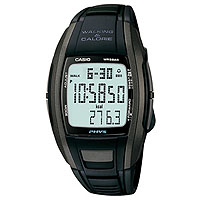 CASIO(カシオ) [PHYS]スポーツウォッチ WALKING & CALORIE STP-100J-1JF