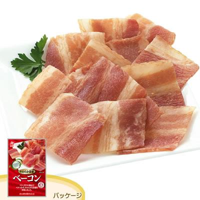 アマノ 【お徳用セット】 やわらか食感ベーコン (5袋入×10セット)