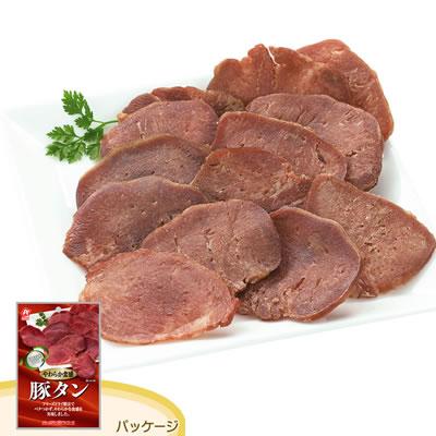アマノ 【お徳用セット】 やわらか食感 豚タン (5袋入×10セット)