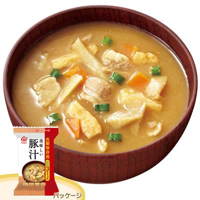 アマノフーズ 長期保存用美味しい豚汁 (6食入)