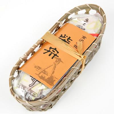 今屋 柴舟 (籠入り) 10枚