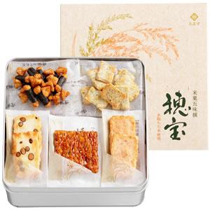 とよす 伝承米菓集「穂宝」 TH200