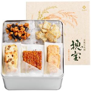 とよす 伝承米菓集「穂宝」 TH300