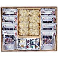 北海道ラーメン西山製麺 のれんの味8食ギフト