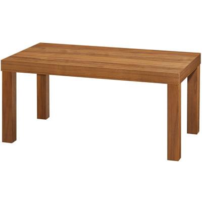 [LT]ローテーブル80×45 <ウォールナット> LT8045-WL