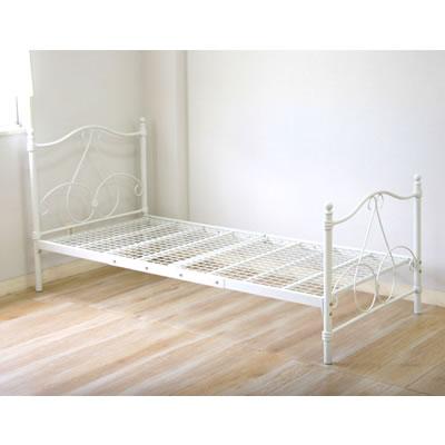 [エレガンス]シングルベッド EL-101 87924