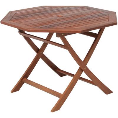 八角テーブル110cm GT05FB