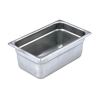 18-8 スーパーデラックス角型容器 265×162×H150mm 板厚0.8mm