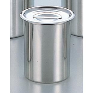 18-8 ベインマリーポット 本体 φ144×H172mm 2リットル