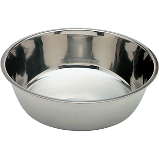 【LABOMART】18-8 ステンレス 洗桶 φ585×H180mm