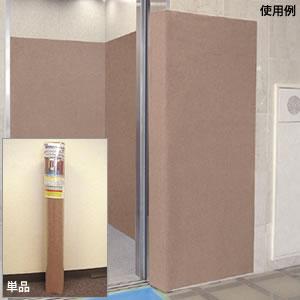 養生材 吸着養生シート(壁面用) J5M3521
