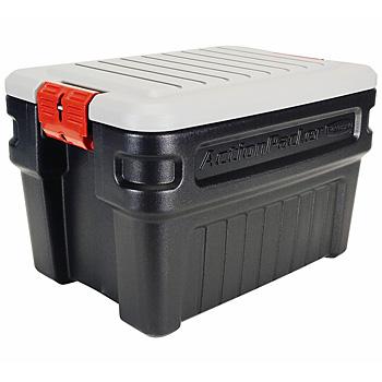 ラバーメイド アクションパッカー ストレージコンテナー [ブラック] 1172