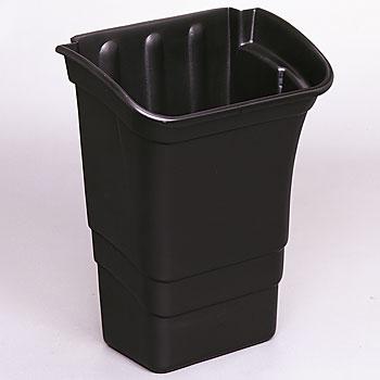 ラバーメイド エクストラカート、ユーティリティカート用 廃棄物用容器 FG335388BLA