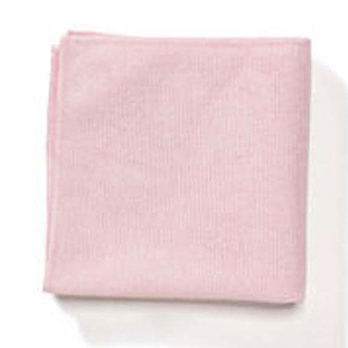 ラバーメイド ライトコマーシャルマイクロファイバークロス(24枚組)ピンク 1820581