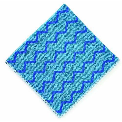 ラバーメイド HYGEN(TM)マイクロファイバー 多目的用クロス 青 FGQ62000-BL00
