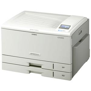 【販売期間・台数限定】CASIO カラーページプリンタ GE5000