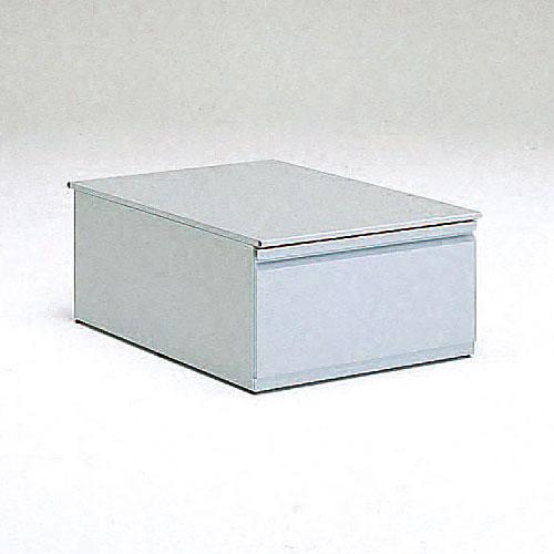 三洋スーパースタンド 学習参考書・児童書 [2] 中置平台 ストッカー無し W600×D900×H470 BKH-NP101