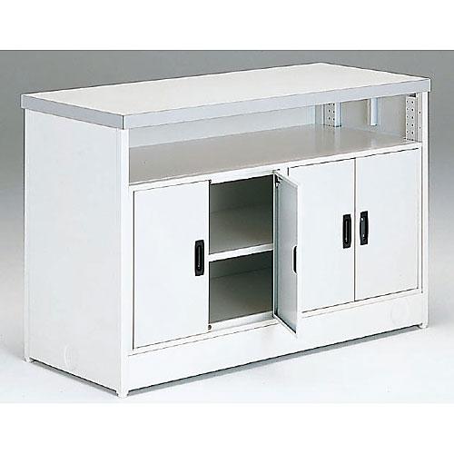 カウンター台(開き戸付)単体 W1225×D550×H820 NCVC-W120S