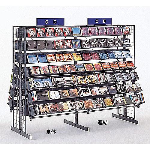 レンタル CD用 両面(14段)連結 W900×D1130×H1500 NHCD-AR315C