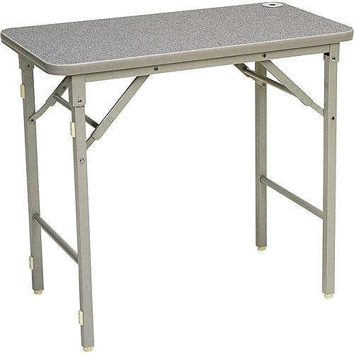 トリミングテーブル(折り畳み式) W850×D430×H750 NPCT-F8543