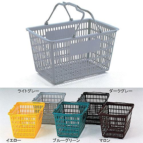 ショッピングバスケット(31L) W487×D336×H268 NSB-L10