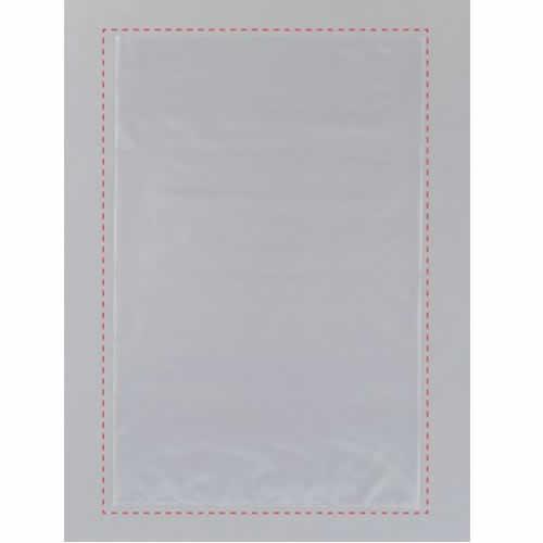 アスベスト廃棄物袋専用透明袋 (大) 10枚1セット