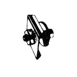 ETAGAIR ワイヤーパネル取付金具 (サイドフレーム取付用) VSDV