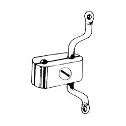 ETAGAIR ワイヤーパネル取付金具 (壁面取付用) VSWS
